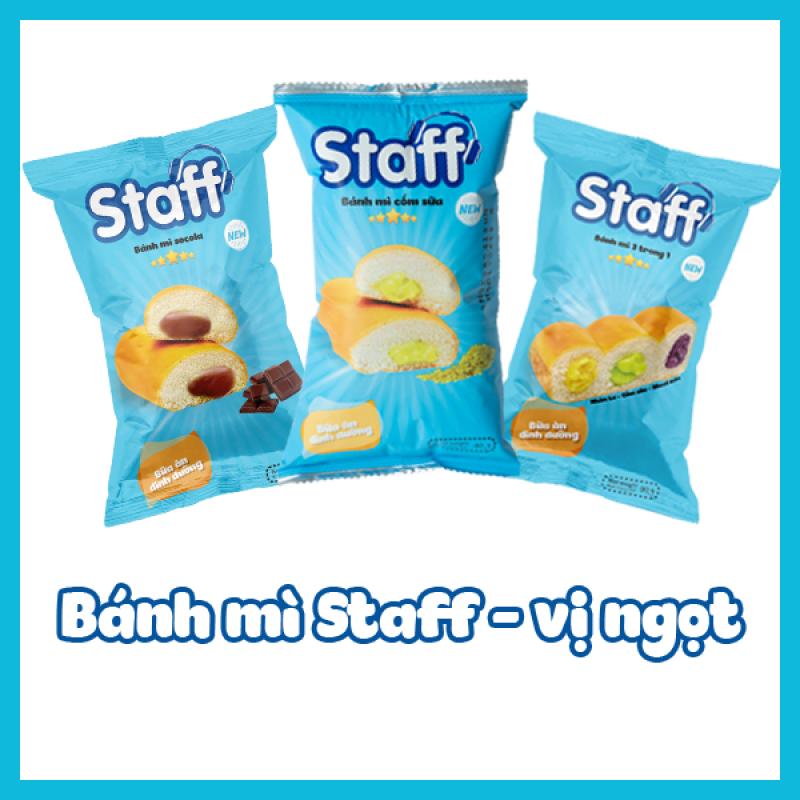 Bánh mì Staff - vị ngọt - Bánh Mì Staff