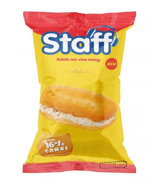 Bánh mì chà bông 40 gr - Bánh Mì Staff